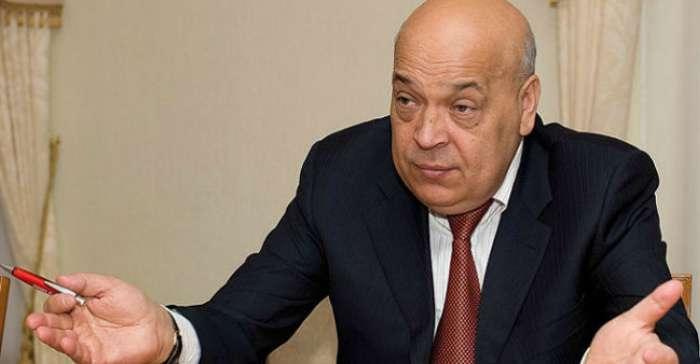 Москаль розповів журналістам, що думає про Насірова