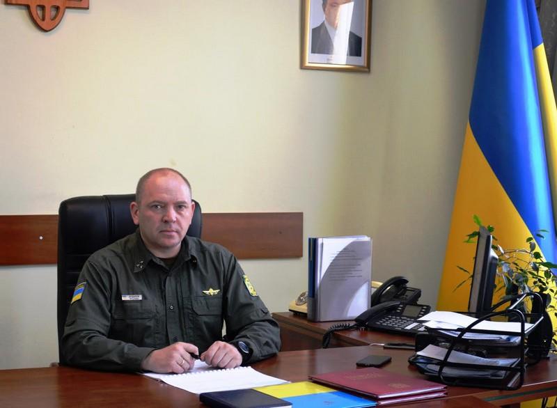 Мукачівському прикордонному загону призначили нового начальника