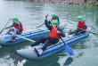 Мукачівські школярі готуються до спартакіади: тренуються на катамаранах