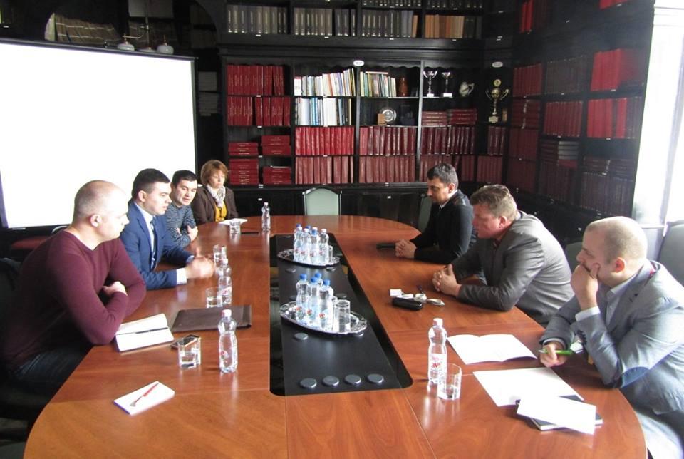 Представники міських влад Ужгорода та Ніредьгази обговорили тему спільних ґрантових проектів