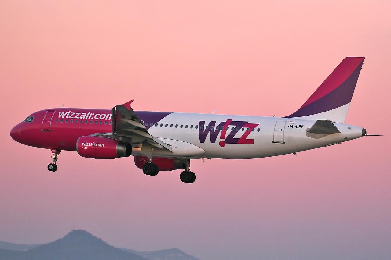 Керівництво Закарпаття проситиме угорський WizzAir взяти в оренду ужгородське летовище