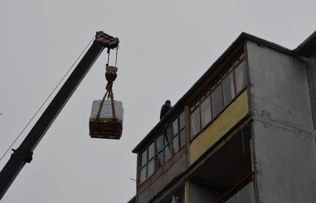 У Мукачеві відремонтують дахи 24 багатоповерхівок
