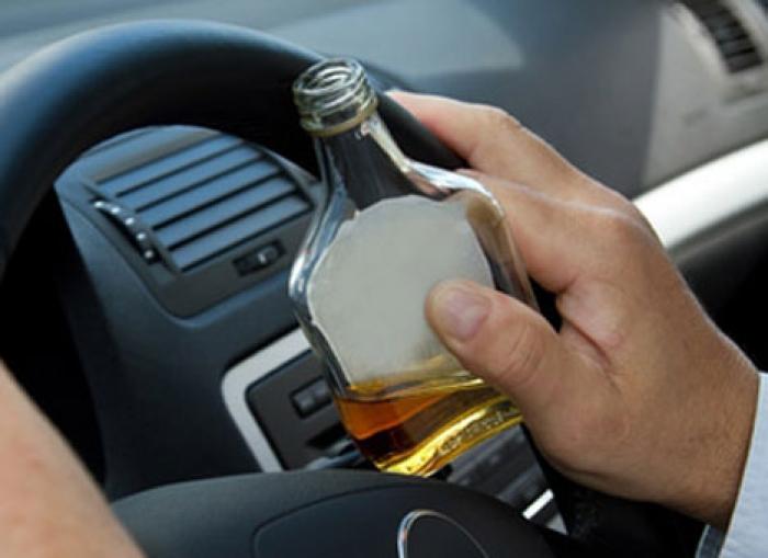 П'яний водій намагався втекти від поліцейських