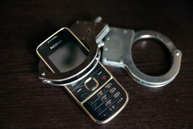 35-річна жінка поцупила у пенсіонера телефон