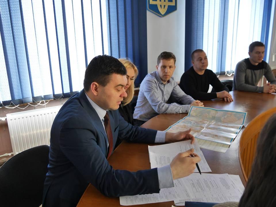 В Ужгороді вирішують, де саме і які спортивні майданчики встановлювати
