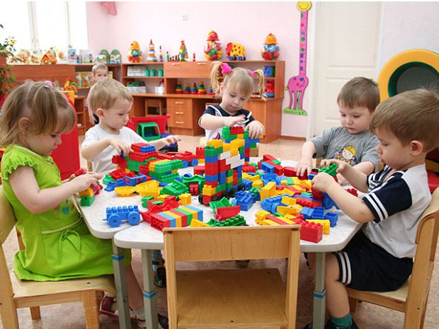 У дитсадки Мукачева зарахували понад 40 дітей