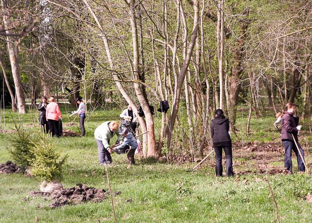Весняний суботник: 1-го квітня в області проведуть день благоустрою