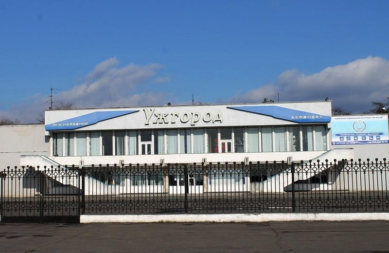 Закарпатські депутати просять Кабмін відновити роботу аеропорту «Ужгород»