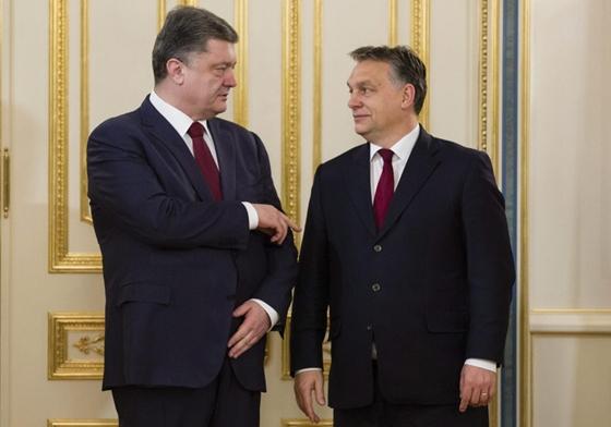 Порошенко поговорив із Орбаном про легалізацію подвійного громадянства для закарпатських угорців, – ЗМІ