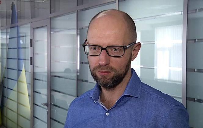 Валерій Лунченко вважає арешт Арсенія Яценюка політичною розправою