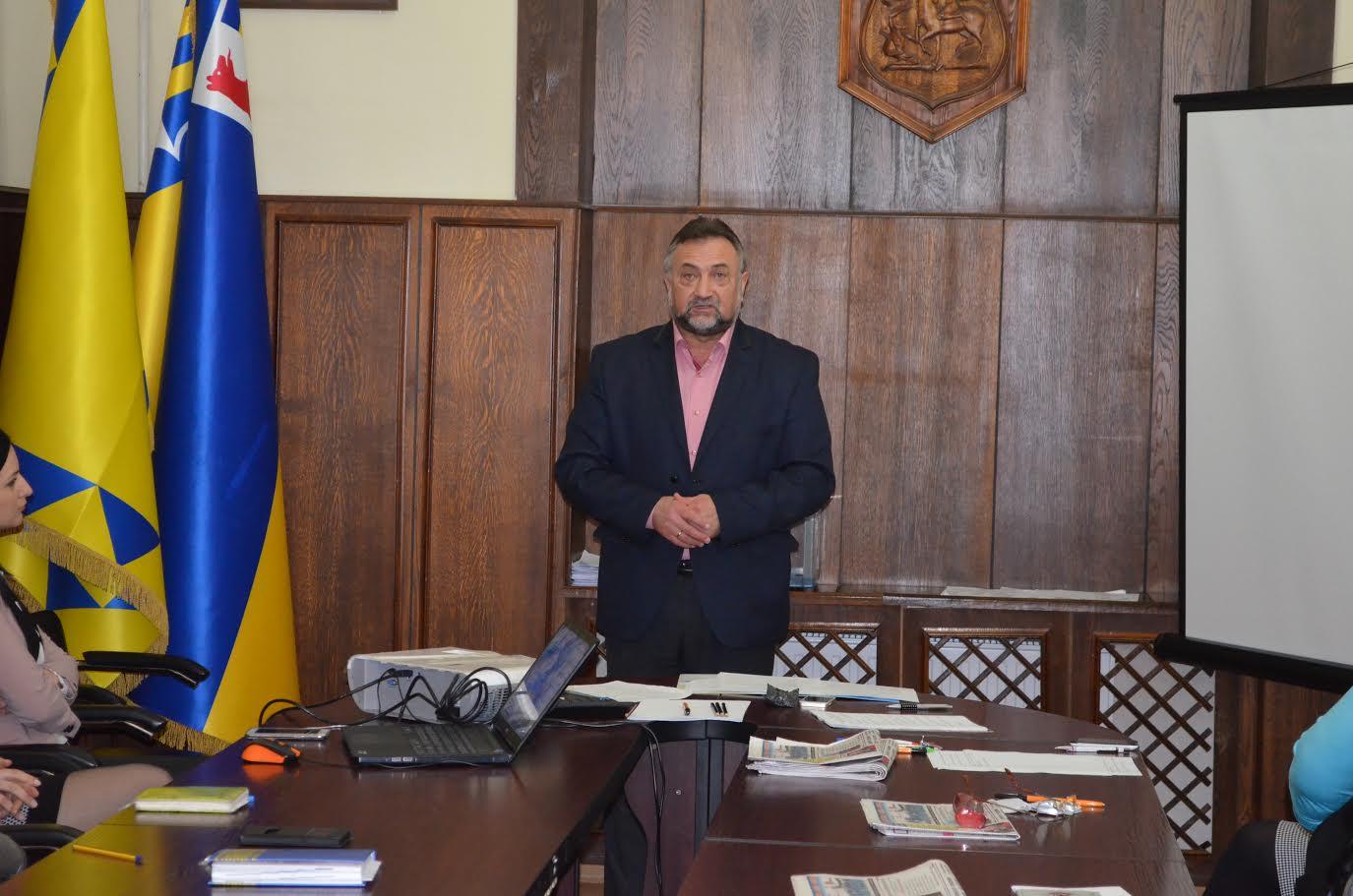Стали відомі результати голосування за нового керівника Мукачівського драматичного театру