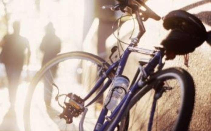В Ужгороді зловили викрадачку велосипеда