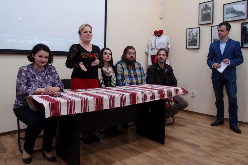 Закарпатська співачка презентувала етно-кліп