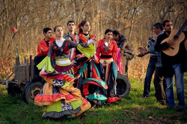 В Ужгороді масштабно відзначать Міжнародний день ромів