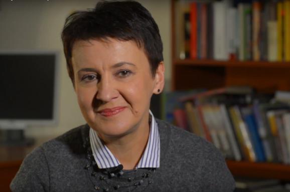 Письменниця Оксана Забужко розповіла, чим її вразила Берегівщина