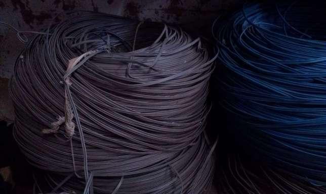 Поліція Мукачева розкрила крадіжку телефонного кабелю