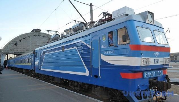 За яким графіком та через які населені пункти Закарпаття курсуватиме новий потяг сполученням Київ – Солотвино