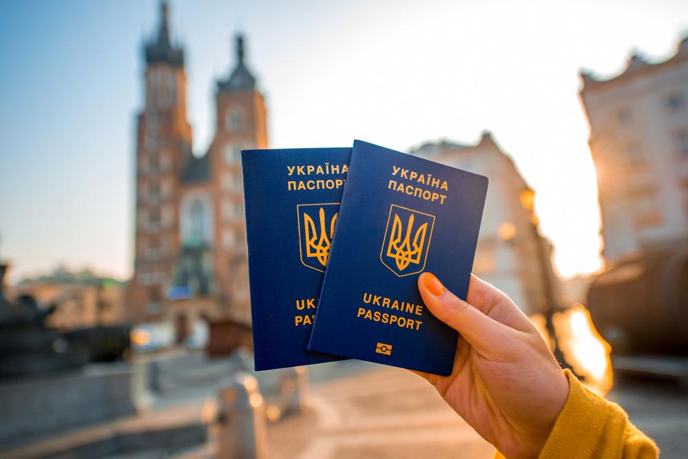 Європарламент проголосував за надання Україні безвізового режиму