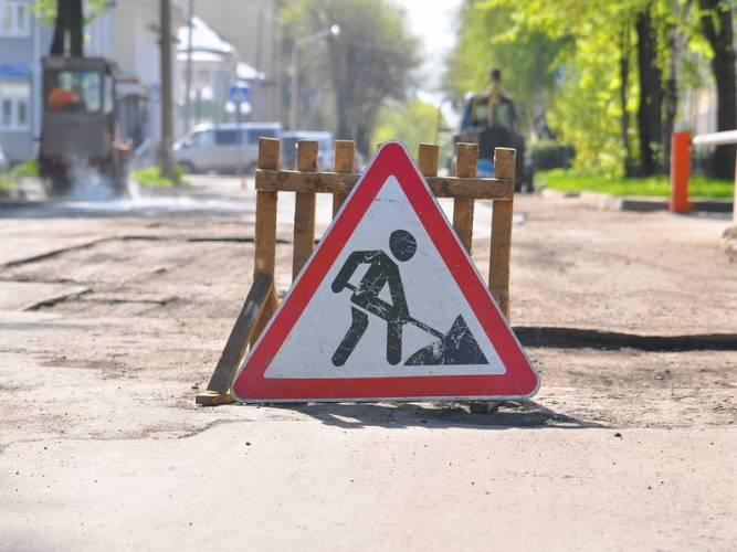 У суботу в Ужгороді продовжать ремонтувати вулицю Підгірну
