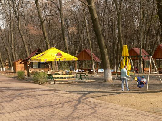 Боздошський парк готують до відкриття сезону