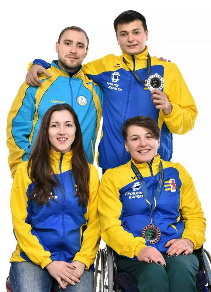Троє закарпатців здобули медалі Кубку України з фехтування