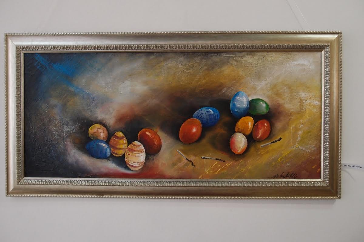 Закарпатські художники привітали шанувальників мистецтва тематичною виставкою