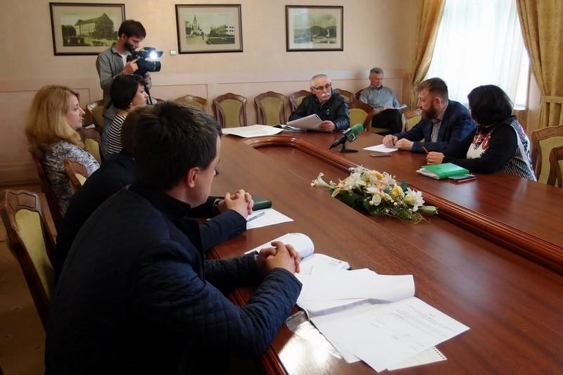 В Ужгороді  встановлять пам'ятник полеглим героям АТО
