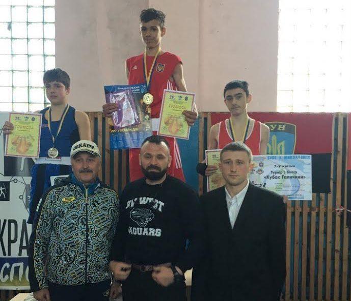 """Закарпатські боксери перемогли на """"Кубку Галичини"""""""