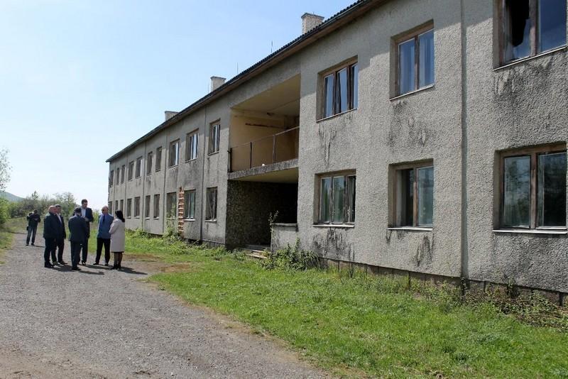 На Виноградівщині може з'явитися літній оздоровчий табір для дітей