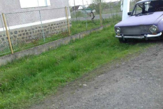 На Мукачівщині п'яний водій Жигуля спричнив ДТП