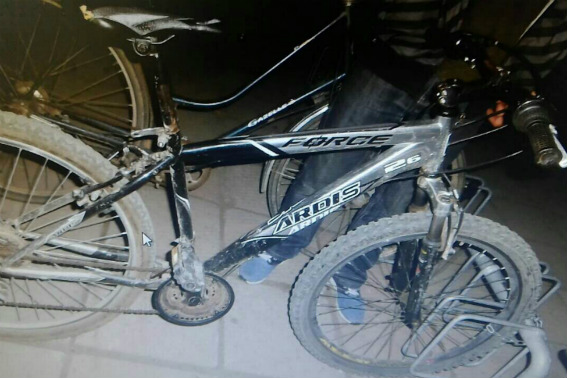 Суд вирішив взяти під варту мукачівця, який систематично крав велосипеди