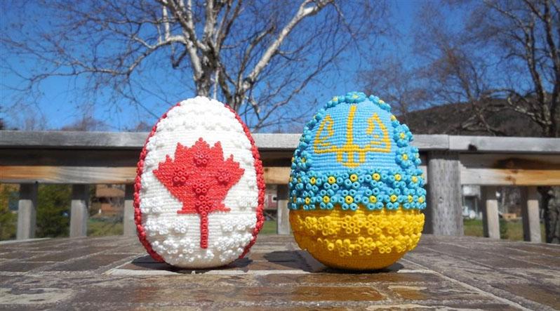 Як закарпатці відзначають Великдень у Канаді