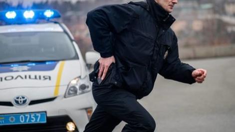 Як патрульні в Мукачеві водія-втікача ловили