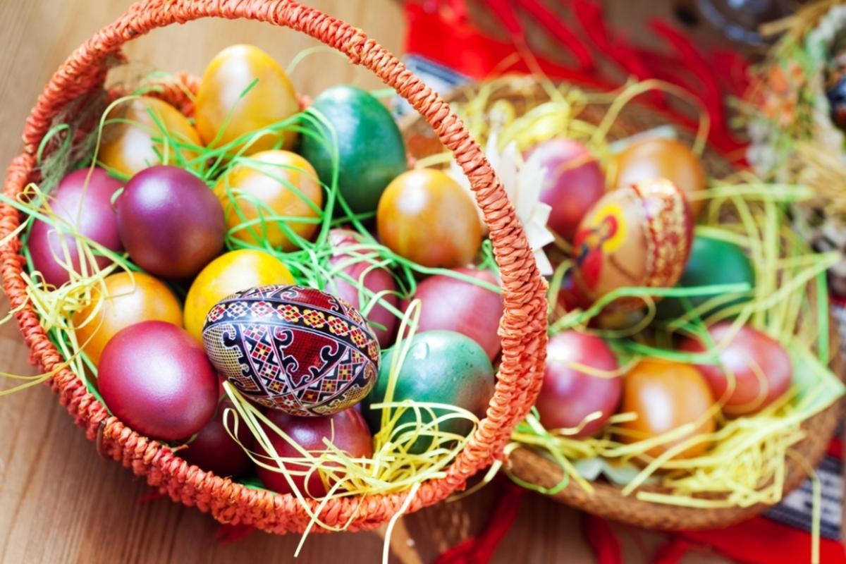 Як закарпатці відзначали Великдень