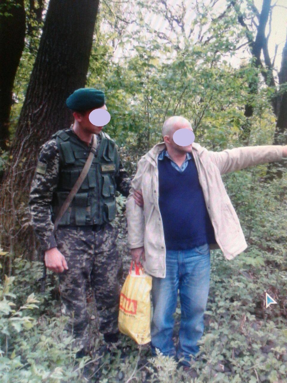 Чопські прикордонники зупинили іноземця, який прямував до Росії