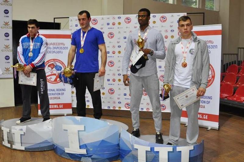 Закарпатський боксер здобув призове місце на міжнародному турнірі