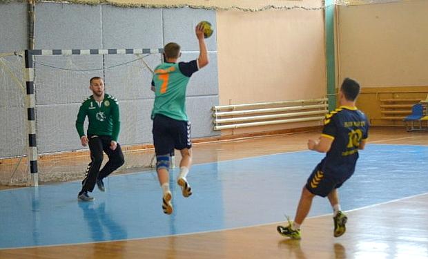 Ужгородський чоловічий гандбольний клуб став срібним призером Першої ліги чемпіонату України