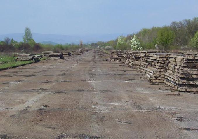 Москаль розповів про аферу, яку провернули навколо демонтажу плит аеродрому в Мукачеві