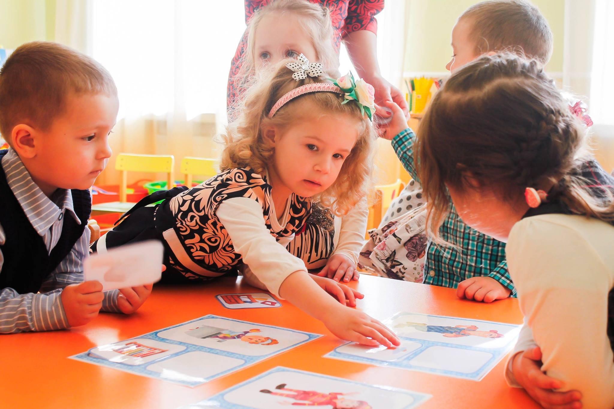 У дитсадки Мукачева зараховано 276 дітей