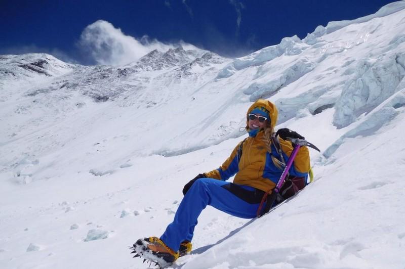 """""""Сходження на Еверест обійшлося у близько 65 тисяч доларів"""", – мукачівка Ірина Галай"""