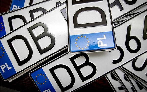 Risultati immagini per автомобілі на іноземних номерах