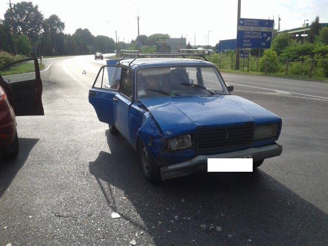 Стали відомими нові деталі щодо ДТП при в'їзді в Мукачево