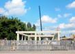 В Ужгороді будують новий торгово-офісний центр