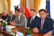 Закарпаття та Устецький край офіційно уклади договір про взаємну співпрацю