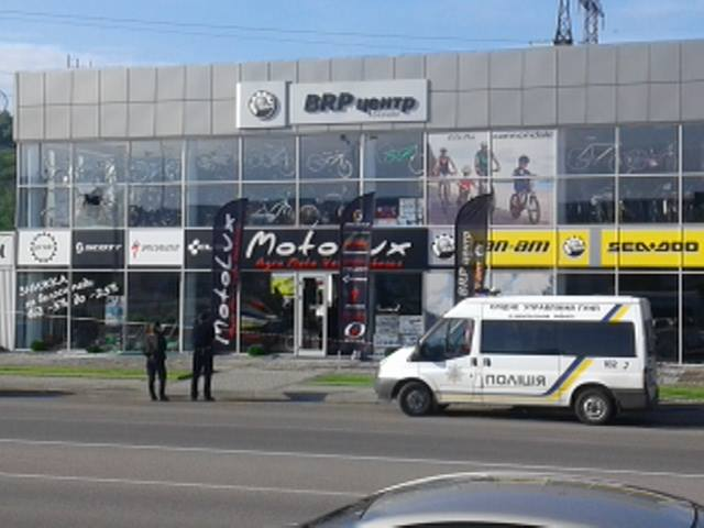 """Неподалік ринку """"ГІД"""" у Мукачеві невідомі стріляли з РПГ"""