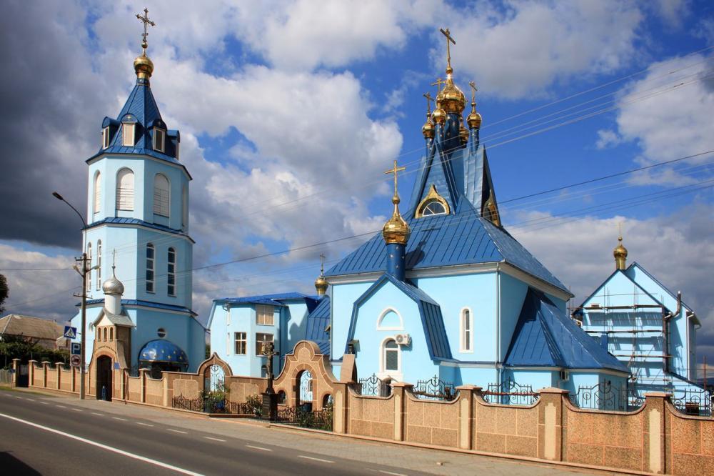 Картинки по запросу Свято- Покровський чоловічий монастир в Ракошино