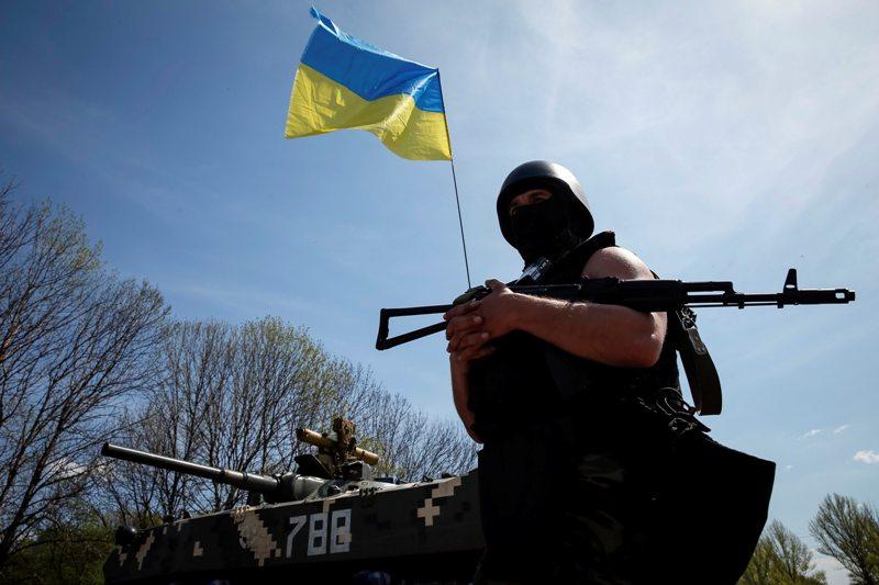 Бійці 128-ої бригади лякають сепаратистів розмовами по-закарпатськи