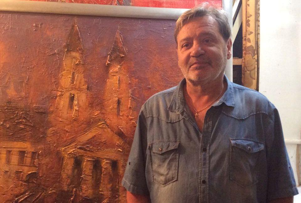 Тарас Усик: талановитий, але скромний художник, який свою біографію втиснув у три речення