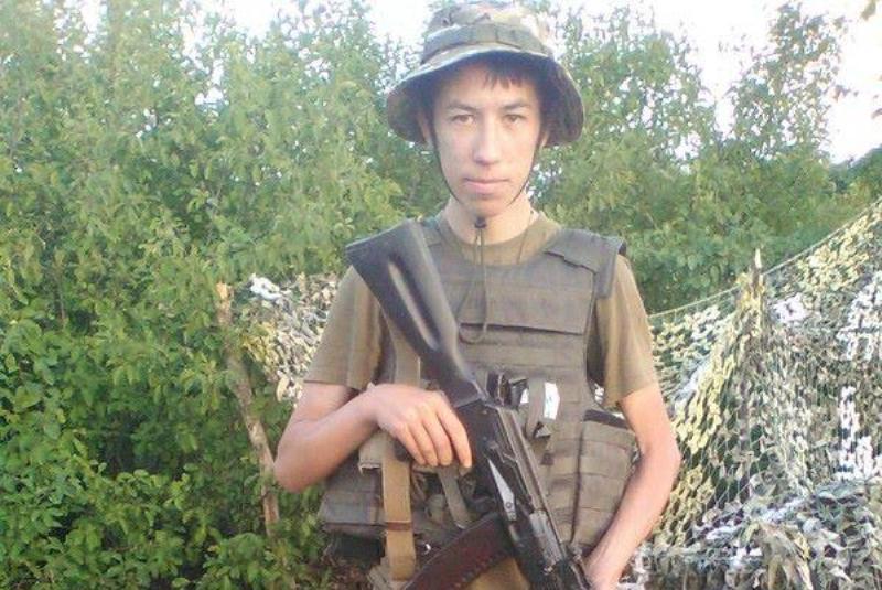 У зоні АТО вбито хлопця із Мукачівського району