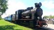 Наступної п'ятниці ретро-паровоз вирушить у свій перший рейс по Боржавській вузькоколійці